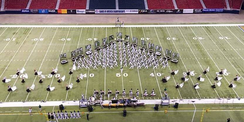 Pride of Bixby 2016 BOA Echo of the Infinate