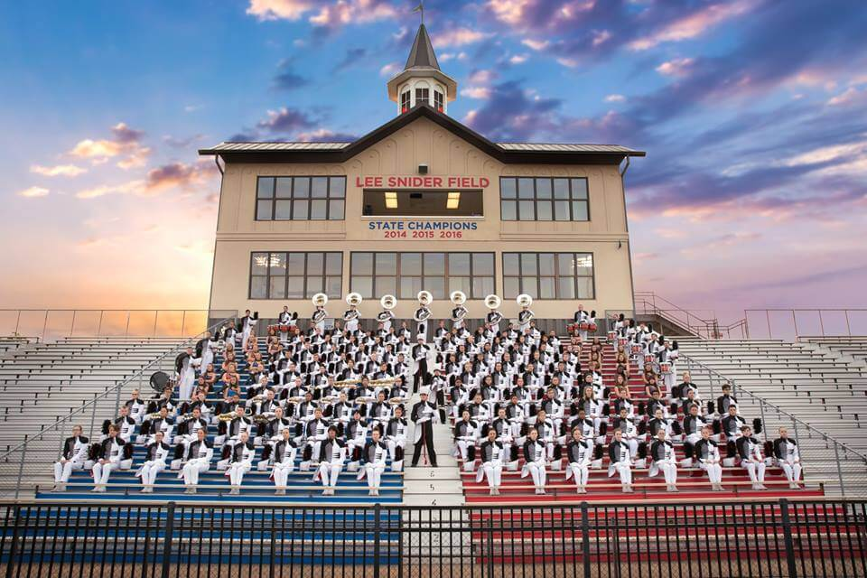 2017 Pride of Bixby Group Photo