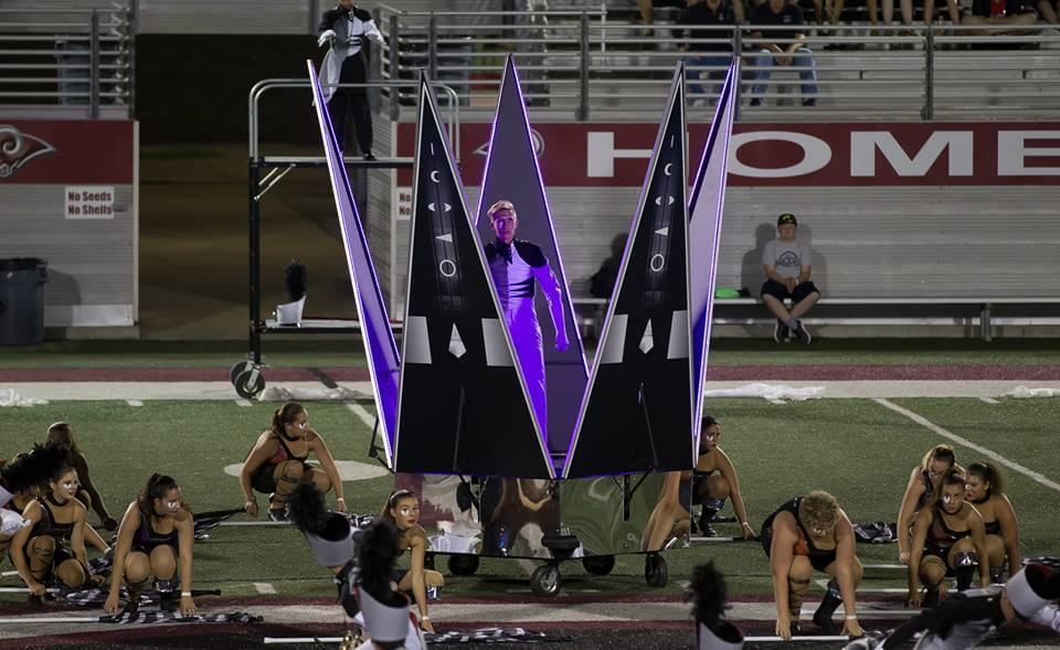 Owasso Invatational 2017 Pride of Bixby Stranger in a Strange Land