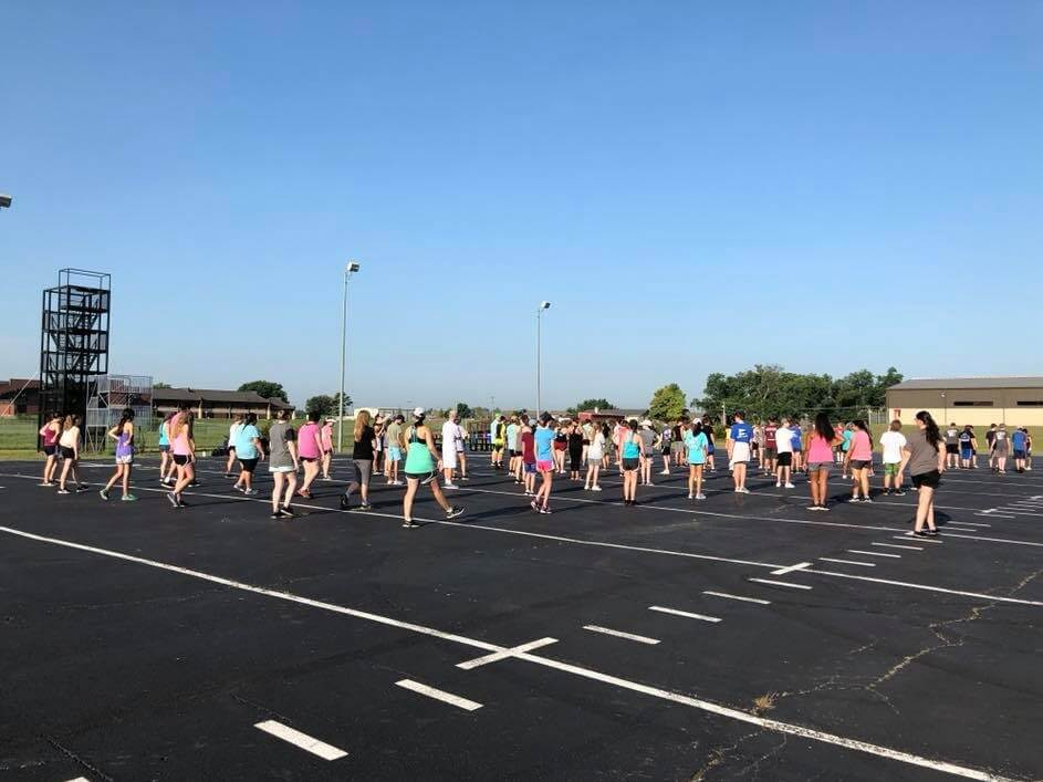 1st Day of Thursdays in July with 2018 Pride of Bixby