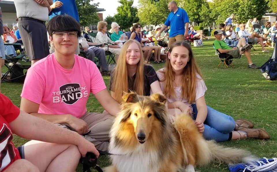 2018 Bixby Bands Summer Fun on Guthrie Green with TU Band Camp