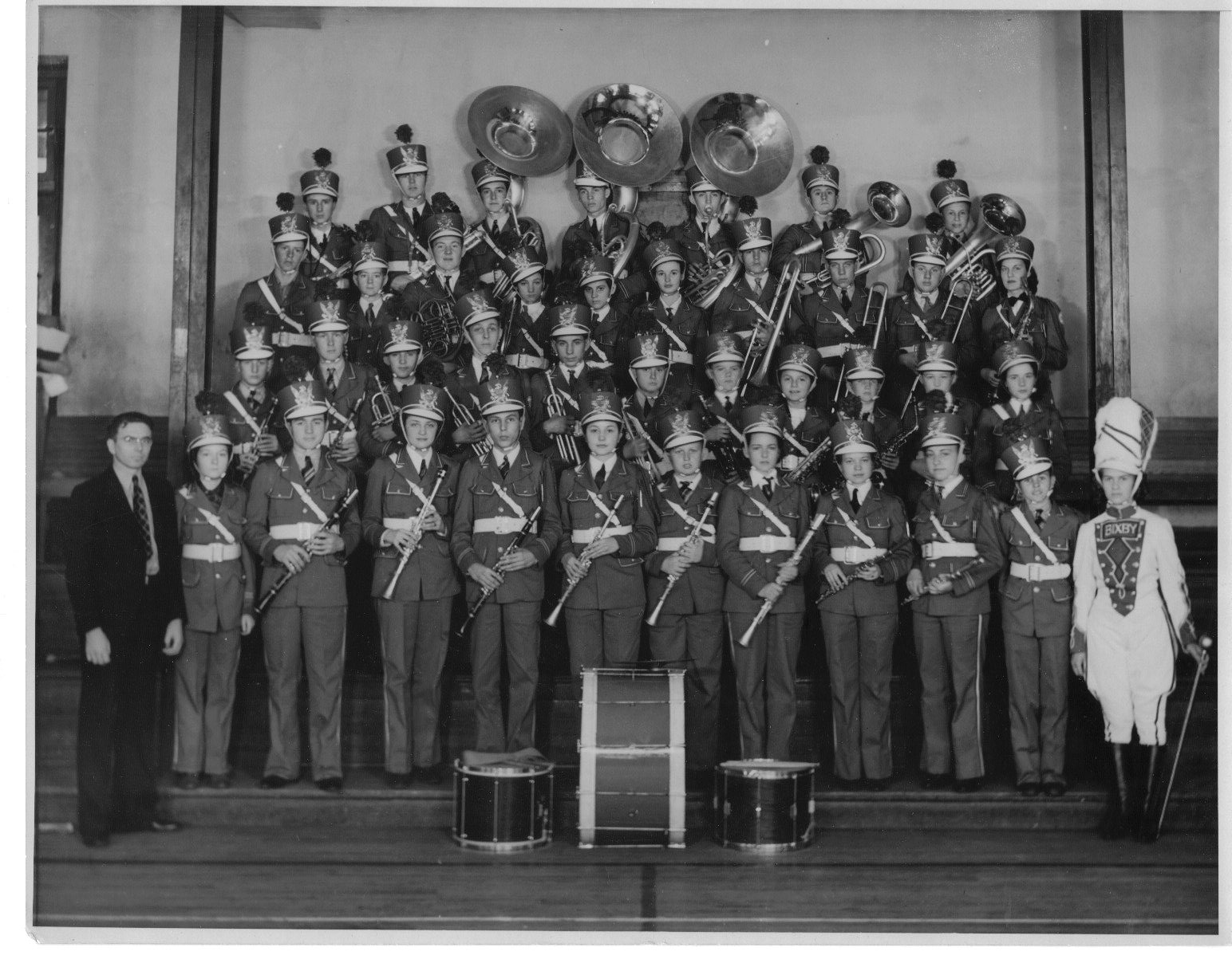 uncle hugo - bixby band - 1930s - a