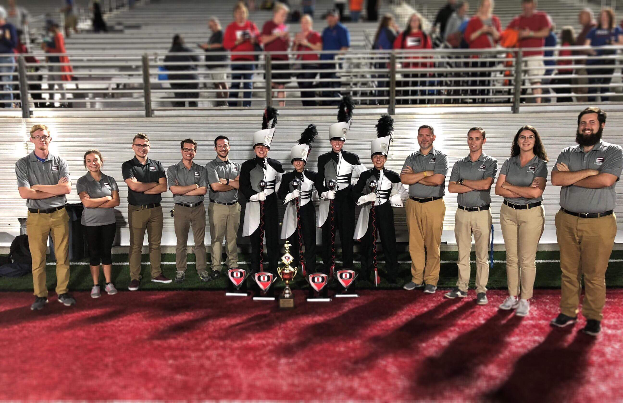 2018 Owasso Invitational Grand Champion Awards